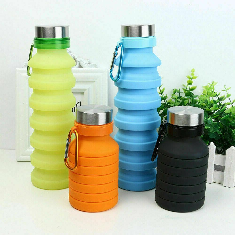 Collapsible Bottle, Free Water