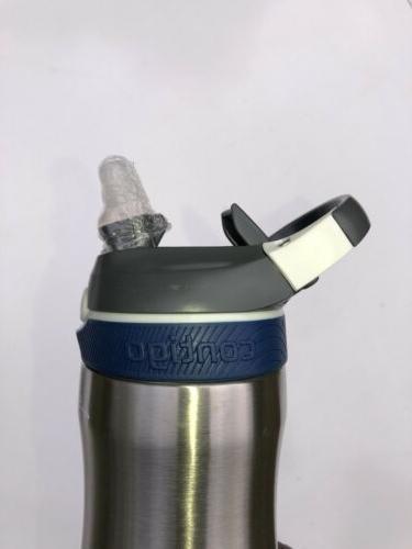 Contigo AUTOSPOUT Straw Ashland Chill Stainless Steel Water