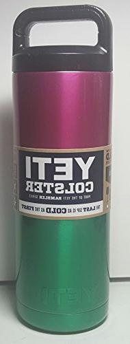 YETI Custom Powder Coated Rambler Stainless Steel Insulated