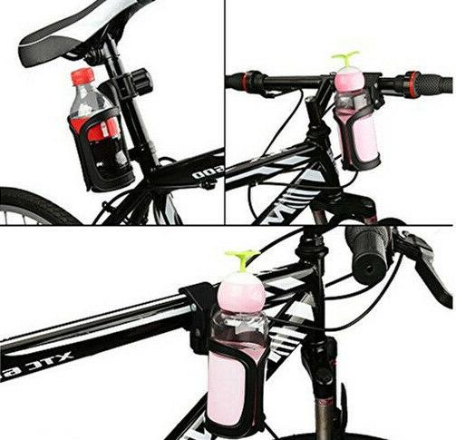 Cycling Cage Bike Cup Holder Mount Drink Bicycle