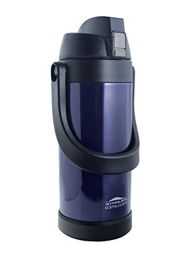 Aquatix Double Wall Insulated Extra Large XL Stainless Steel