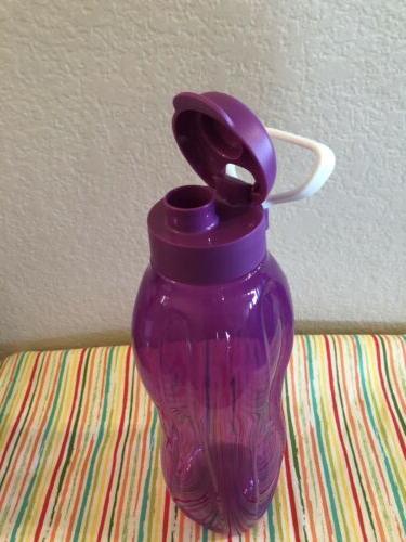 Tupperware Eco w/ 50oz 1.5L Purple New