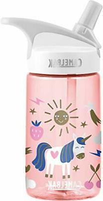 CamelBak Eddy 0.4-Liter Kids Water Bottle – Easy