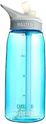 Camelbak eddy 1-Liter Water Bottle in Light Blue