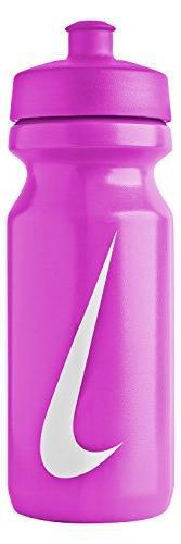 NIKE Big Mouth Water Bottle 22OZ Pink POW/Pink POW/White 22O
