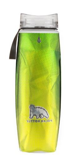 Polar Bottle Ergo Hot/Cold Insulated Water Bottle  - Green H