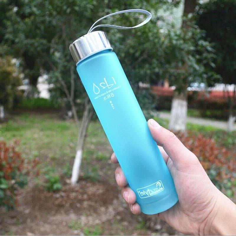 Fashion Portable Sports Bottle Water