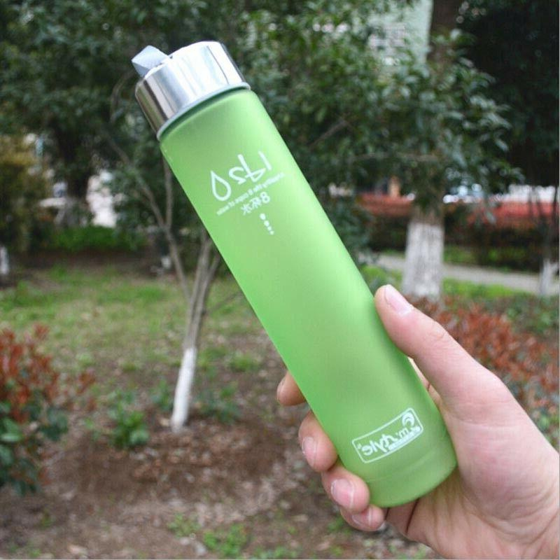 Fashion 280ml Bike Sports Plastic Bottle