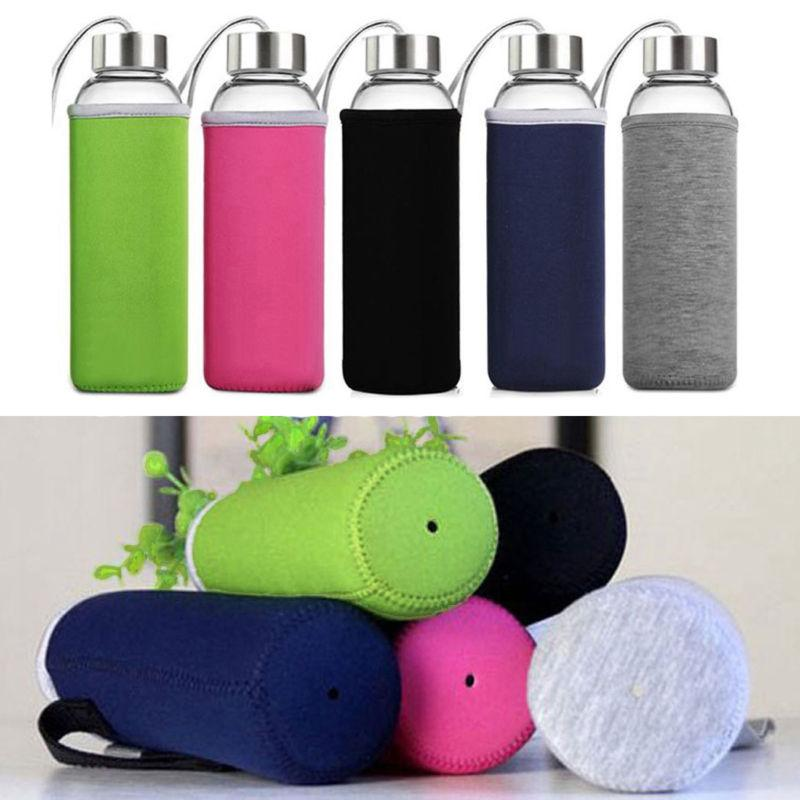 Fashion Sport Neoprene Carrier Water Bottle