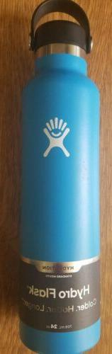 Hydro Flask Standard Flex Cap Bottle, Size One Size - Blue