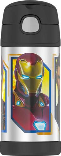Thermos Funtainer 12 Ounce Bottle, Avengers Infinity War