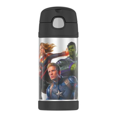 Thermos Funtainer 12 Ounce Bottle, Guardians of the Galaxy