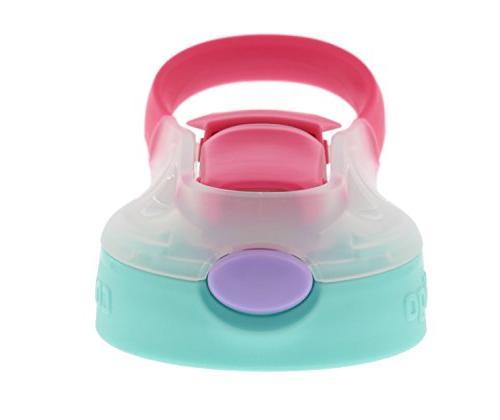 Contigo Autospout Straw for Kids Water Bottles, BPA Spout Push