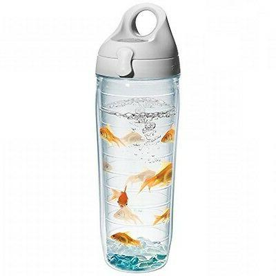 goldfish water bottle