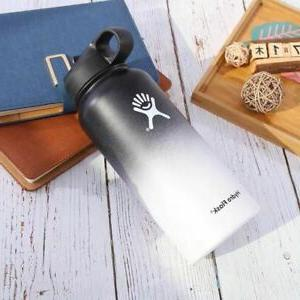 Gradient Flask Water Stainless