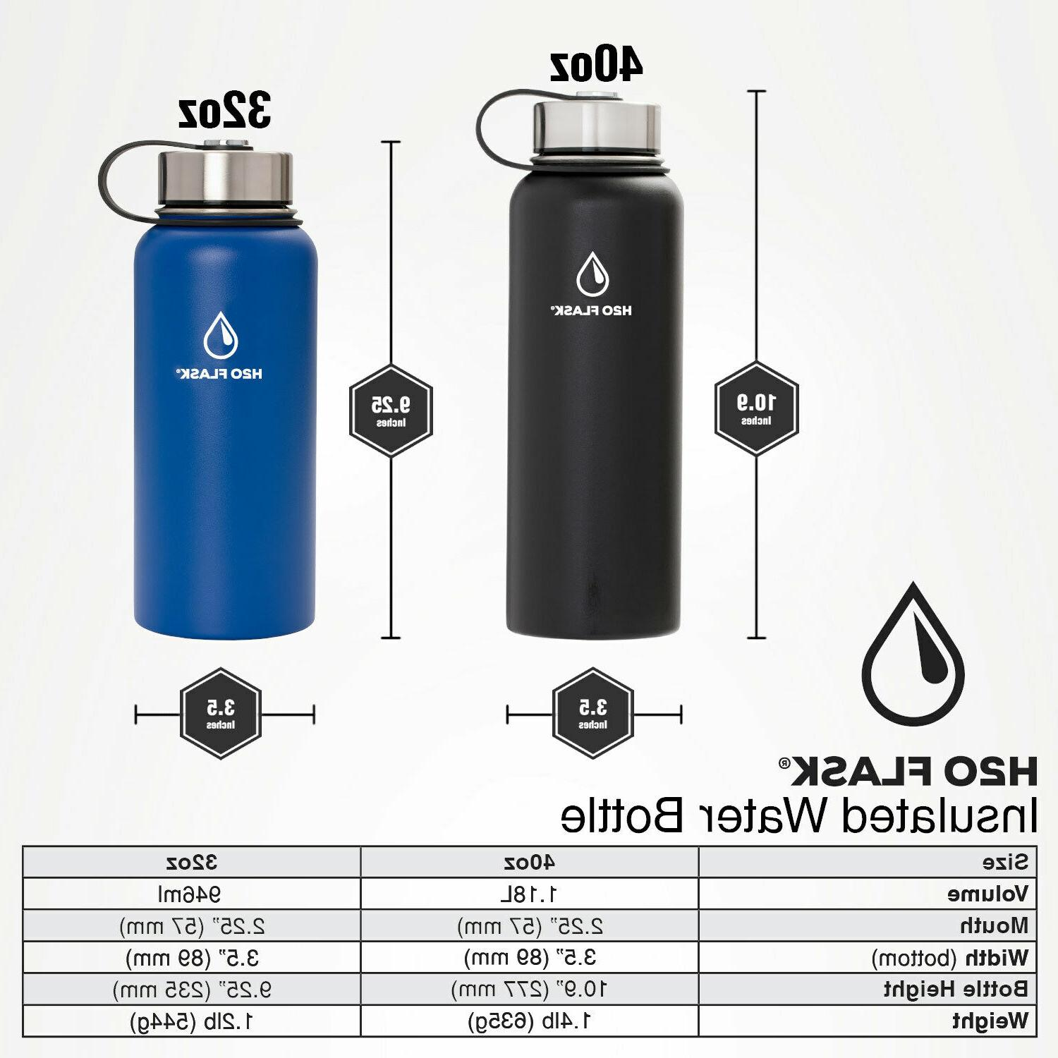 H20 Stainless Steel Insulated Straw