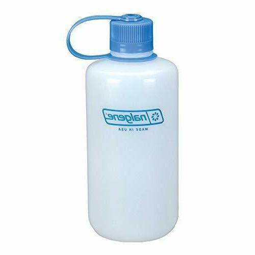 Nalgene HDPE 32oz Narrow Mouth BPA-Free Water Bottle