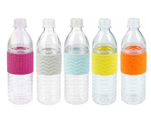 hydra reusable bpa free tritan water bottle