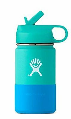 Hydro Flask 12 oz Kids Water Bottle - Stainless Steel & Vacu