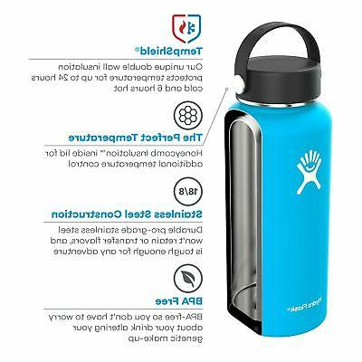 NEW Flask Bottle - & Insulated