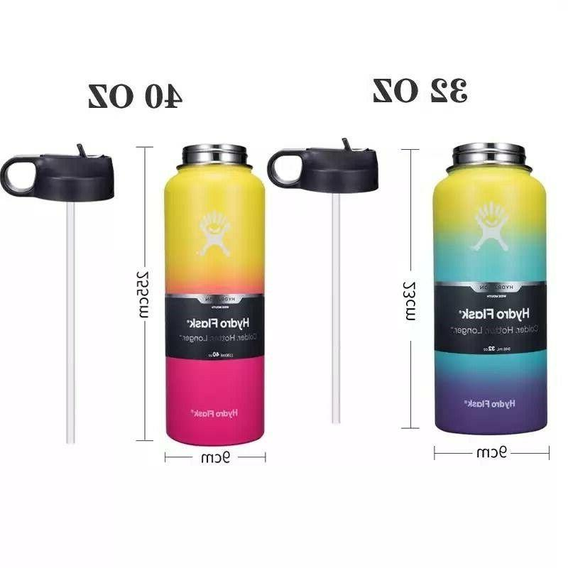 Hydro Water Bottle Steel Vacuum Insulated