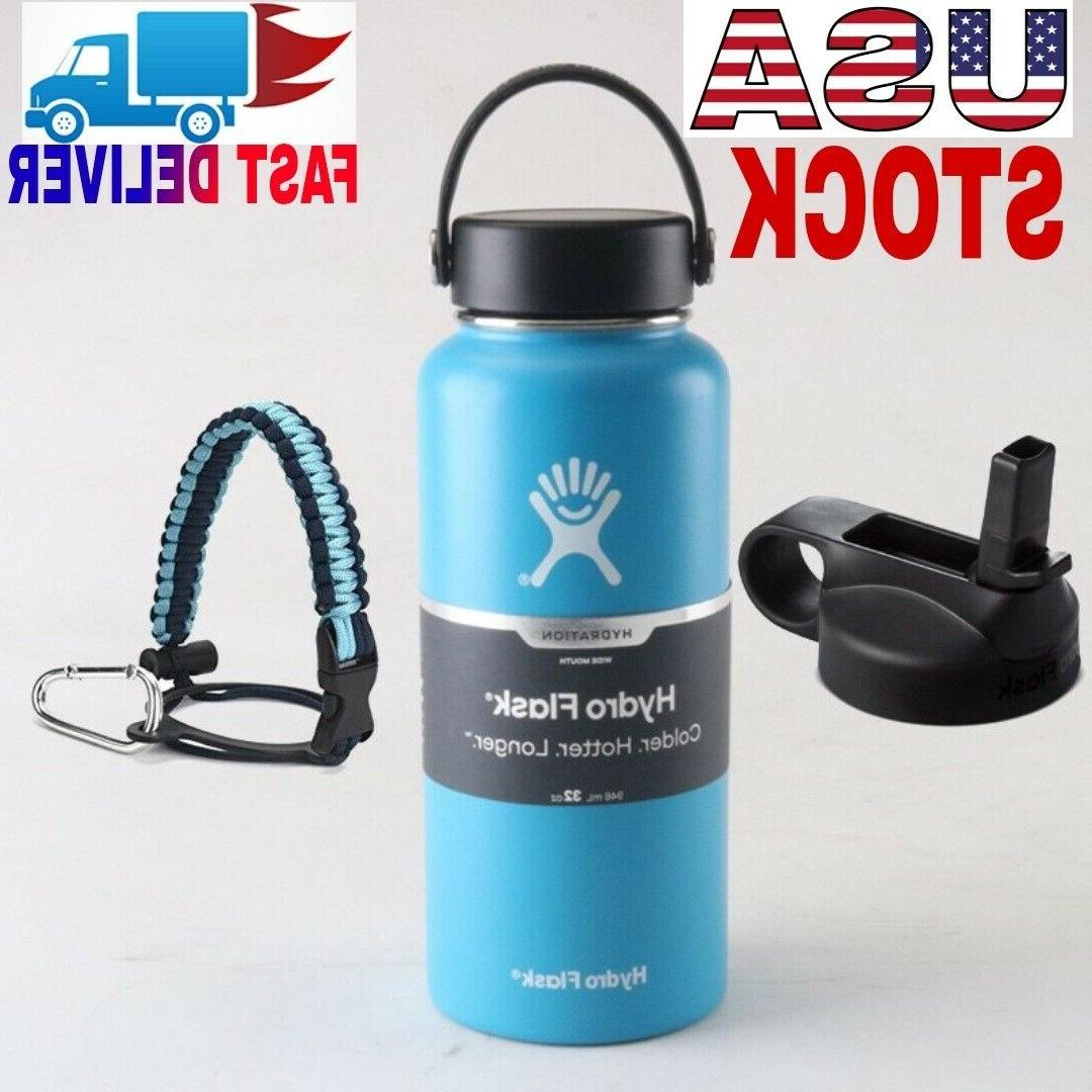 hydro flask 40oz water bottle stainless steel