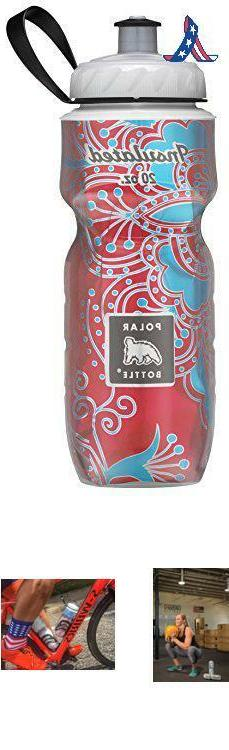 Polar Insulated Bottle 20Oz