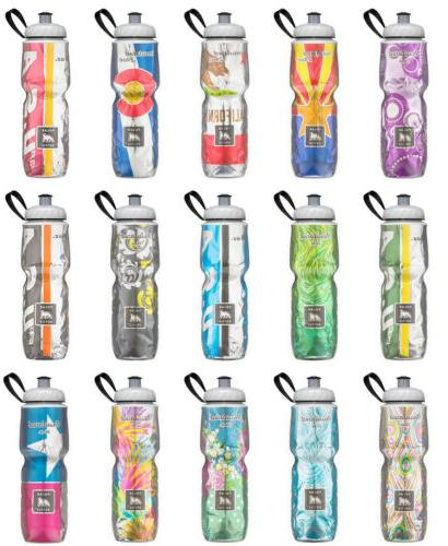 insulated water bottle 3 sizes 50 colors