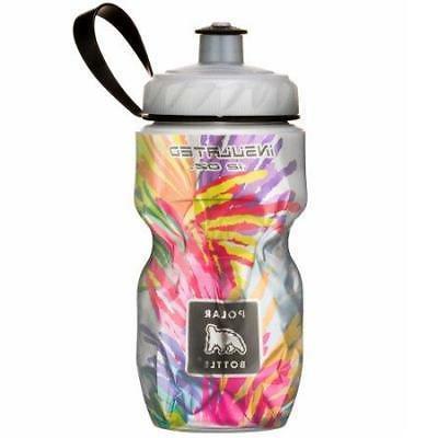 Polar Insulated Water Bottle Bidon Kids 350ml / 12oz  BPA Fr