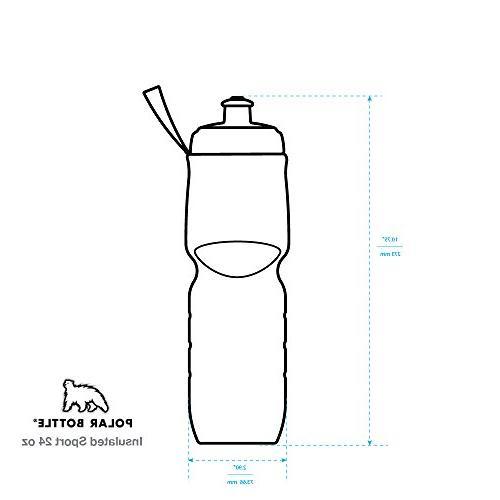 Polar Bottle Bottle Water Bottle Bottle Freezer