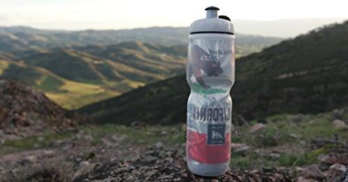 Polar Bottle - BPA-Free Water Bottle - Cycling or Sports Water Bottle - & Freezer