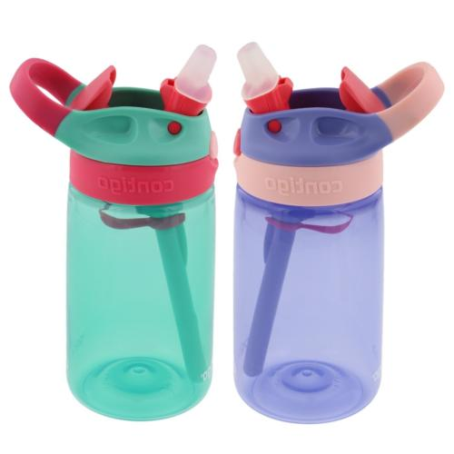 Contigo Gizmo Water 14oz Green 2
