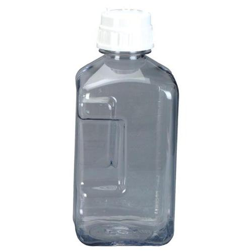 lexan square storage bottle 2