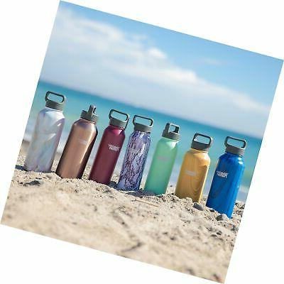 Healthy Human Marble Stainless Water Bottle...