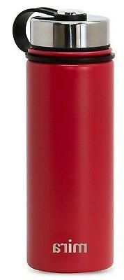 MIRA Sierra Stainless Steel Vacuum Insulated Water Bottle 18