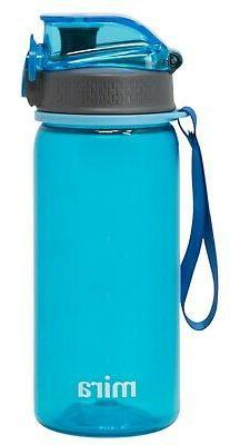 Mira Tritan Water Bottle BPA-Free & Reusable Plastic Sports