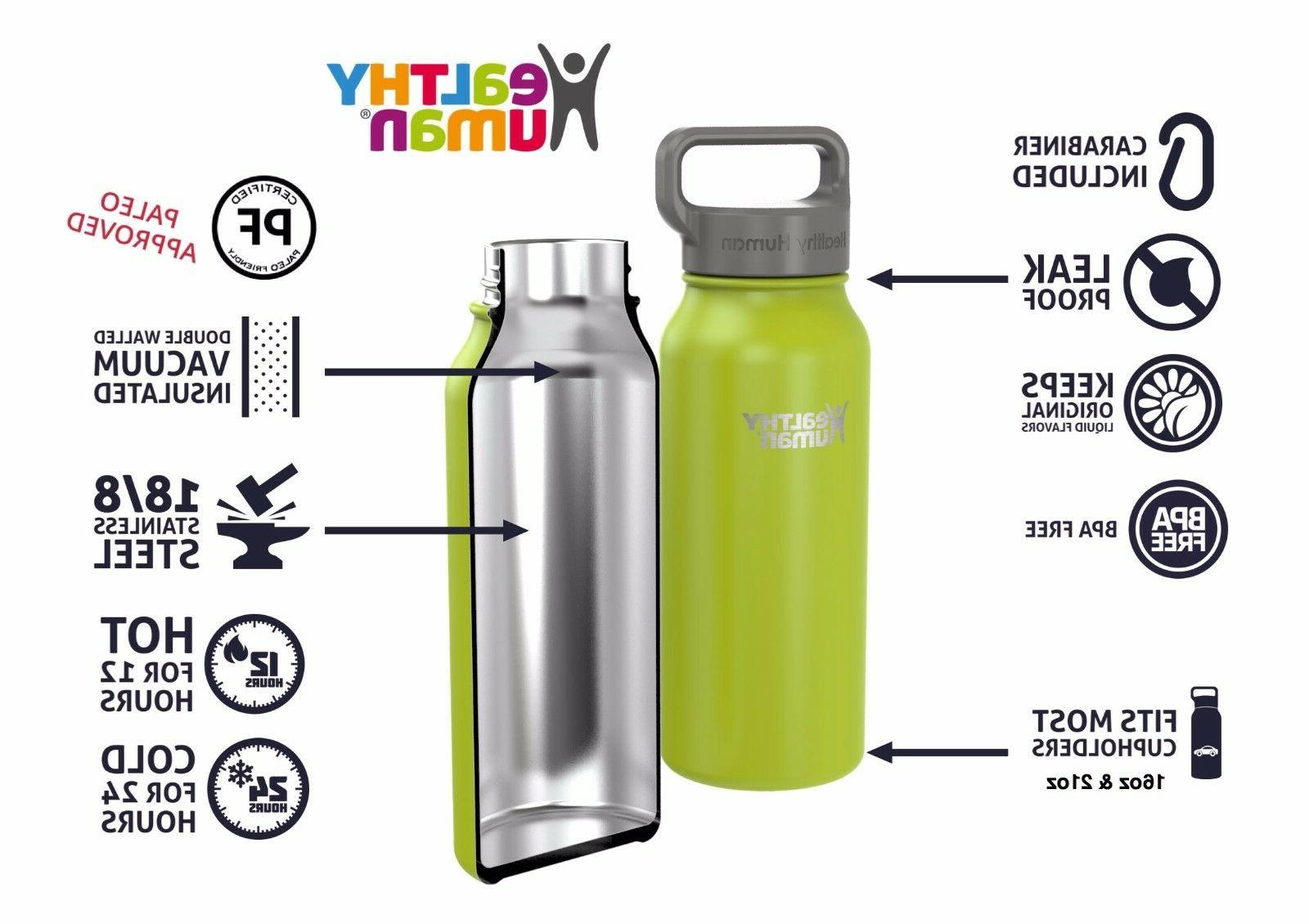 Healthy Mojito Stainless Water Stein