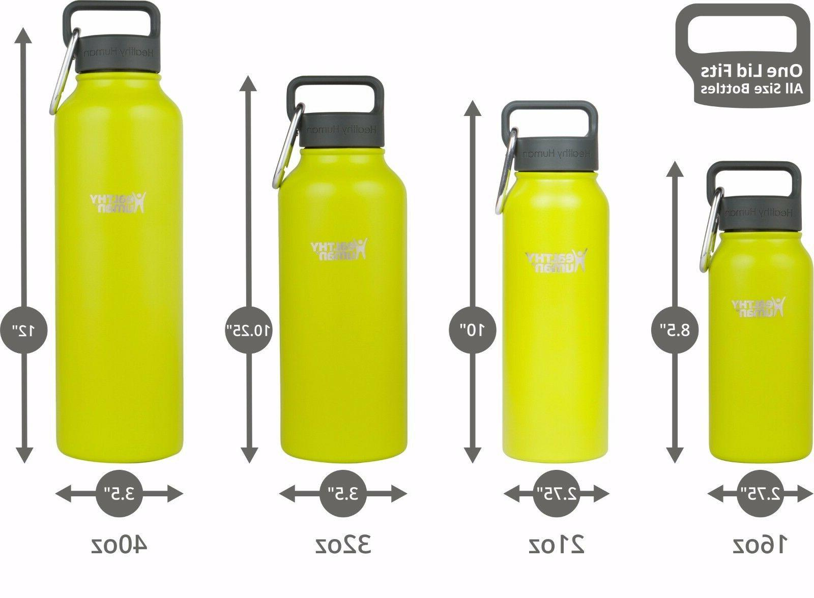 Healthy Human Mojito Insulated Water
