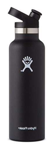 Hydro Flask Standard Mouth Bottle With Sport Cap, Size One S