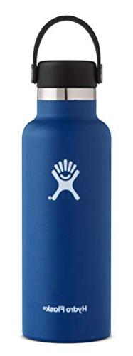 Hydro Flask 18oz Standard Mouth Vacuum Insulated Water Bottl
