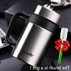 Thermos Mug Insulated Cup Mugs With Filter Water Bottle Hand