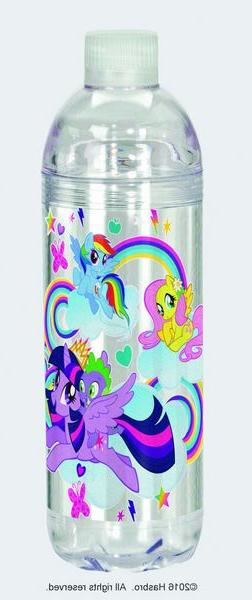 My Little Pony Group with Butterflies Twist Open 24 oz Acryl