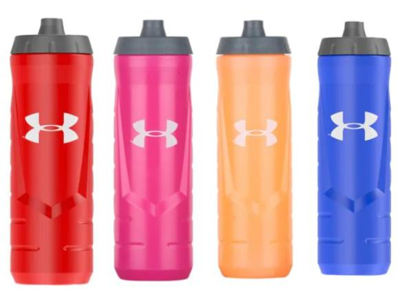 new 32 oz squeeze water bottle quick