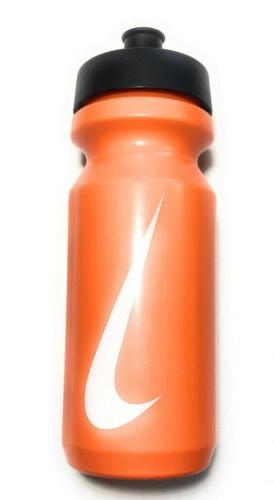 New NIKE Big Mouth Water Bottle 22 Oz/ .65 Liter Lime Green