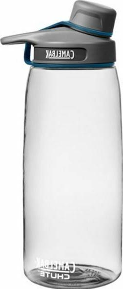 NEW CAMELBAK CHUTE BOTTLE 1L WATER DRINKS BPA FREE TUMBLERS