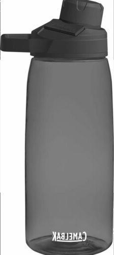 NEW CamelBak Chute Mag 1.5L Hydration Drink Bottle - Charcoa
