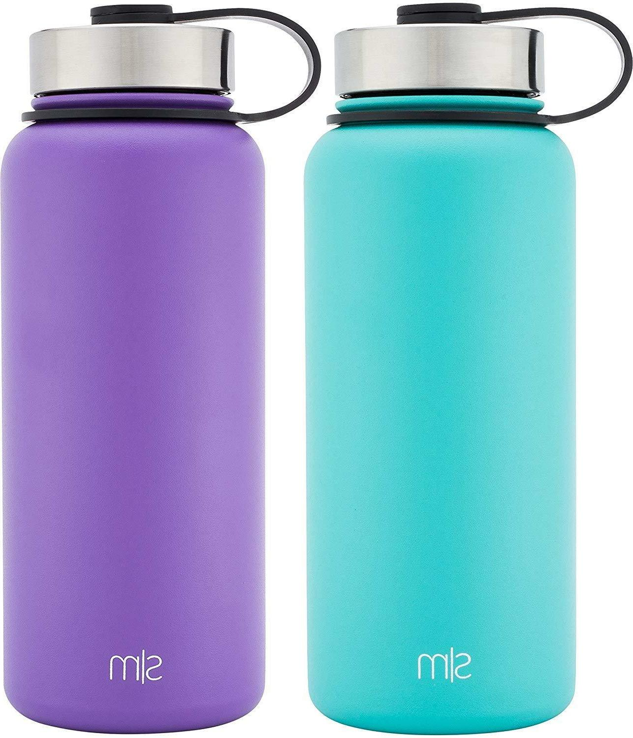 NEW! 2 Pack Wide Hydro Bottles BD