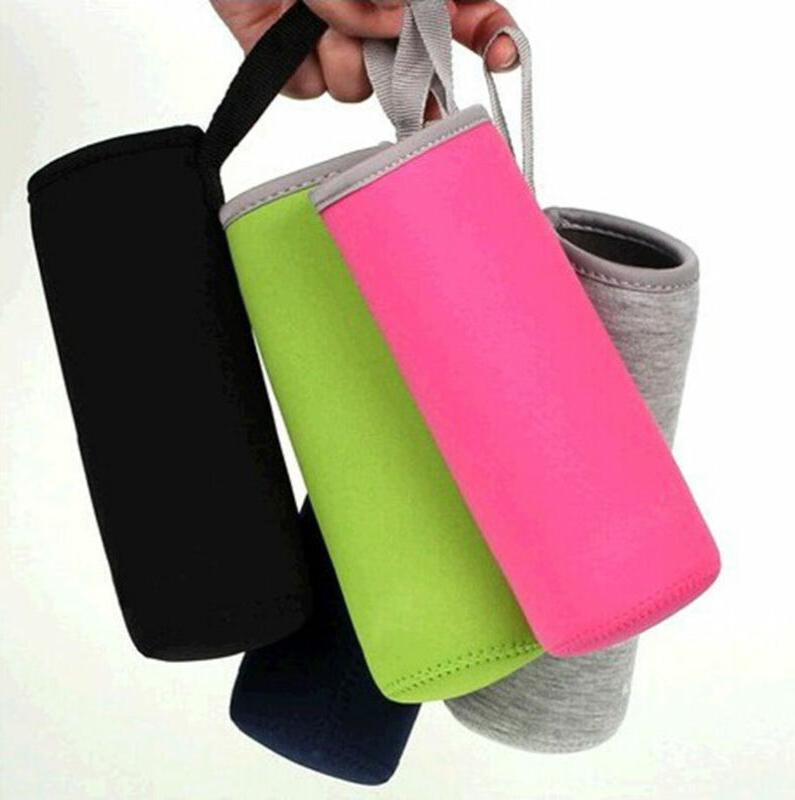 New Sport Bottle Case Insulator Pouch