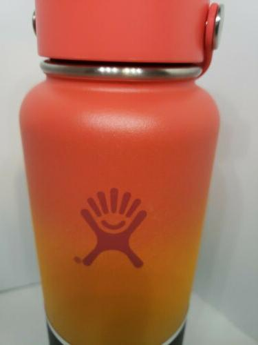 NEW Hydro Flask Mouth Oz Cap Water Bottle Limited Edition