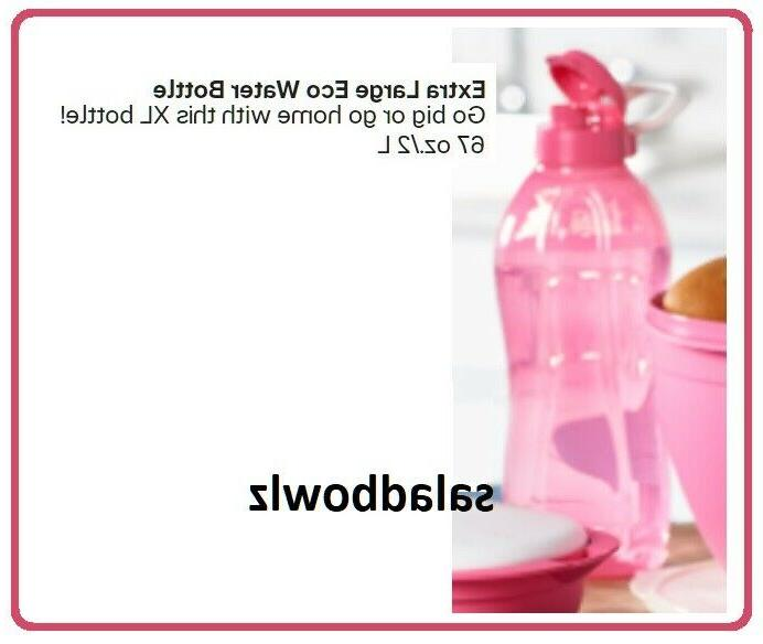 new x large eco water bottle